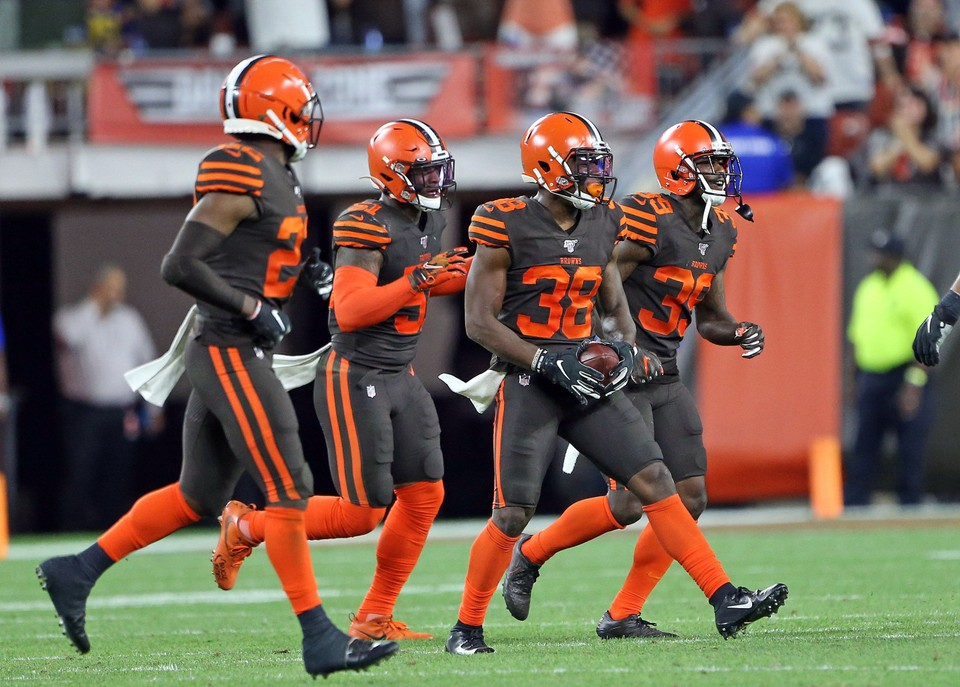 Cleveland Browns vs. Seattle Seahawks: live score, updates and chat