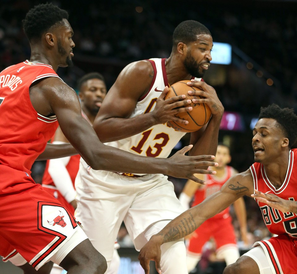 Cleveland Cavaliers Vs. Chicago Bulls: Live Updates And