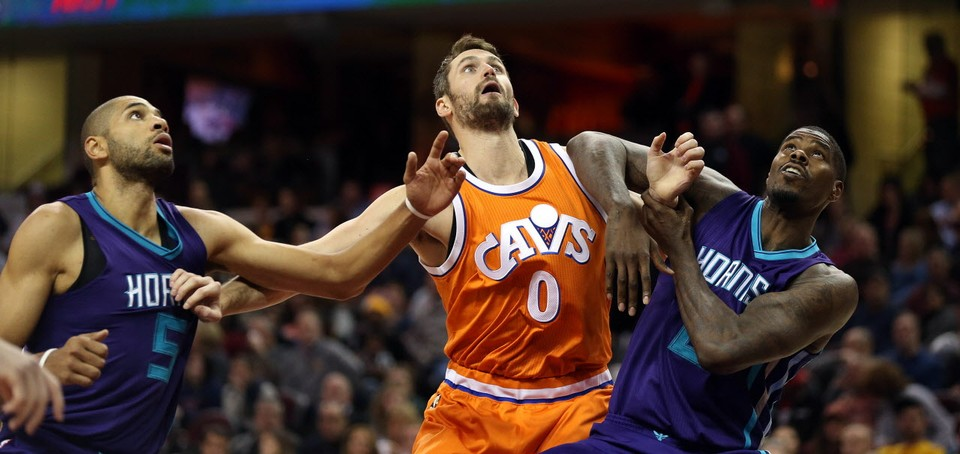Cleveland Cavaliers at Charlotte Hornets: Live score ...