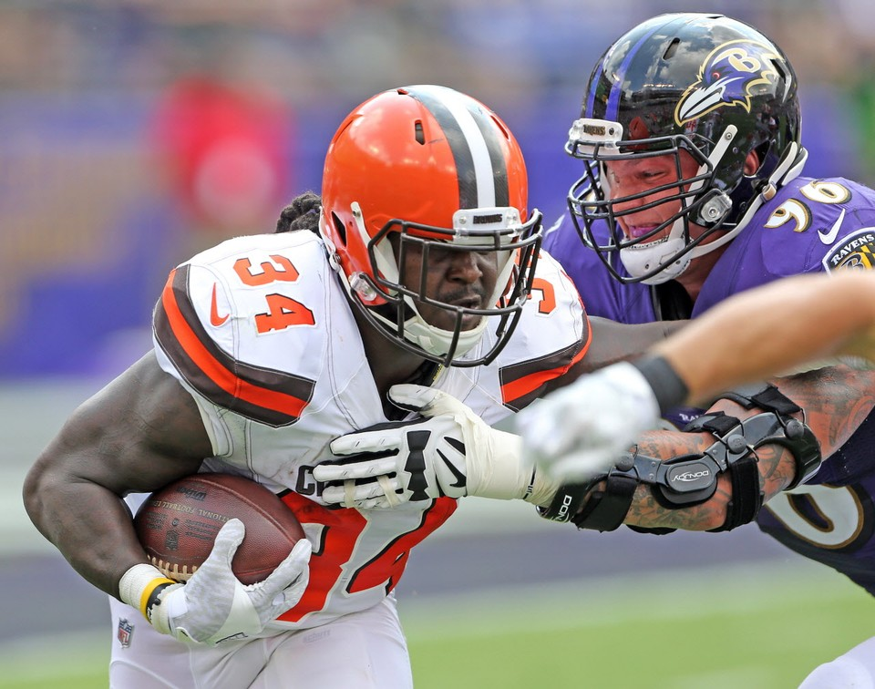 Cleveland Browns vs. Baltimore Ravens: Live updates and chat, Week 15