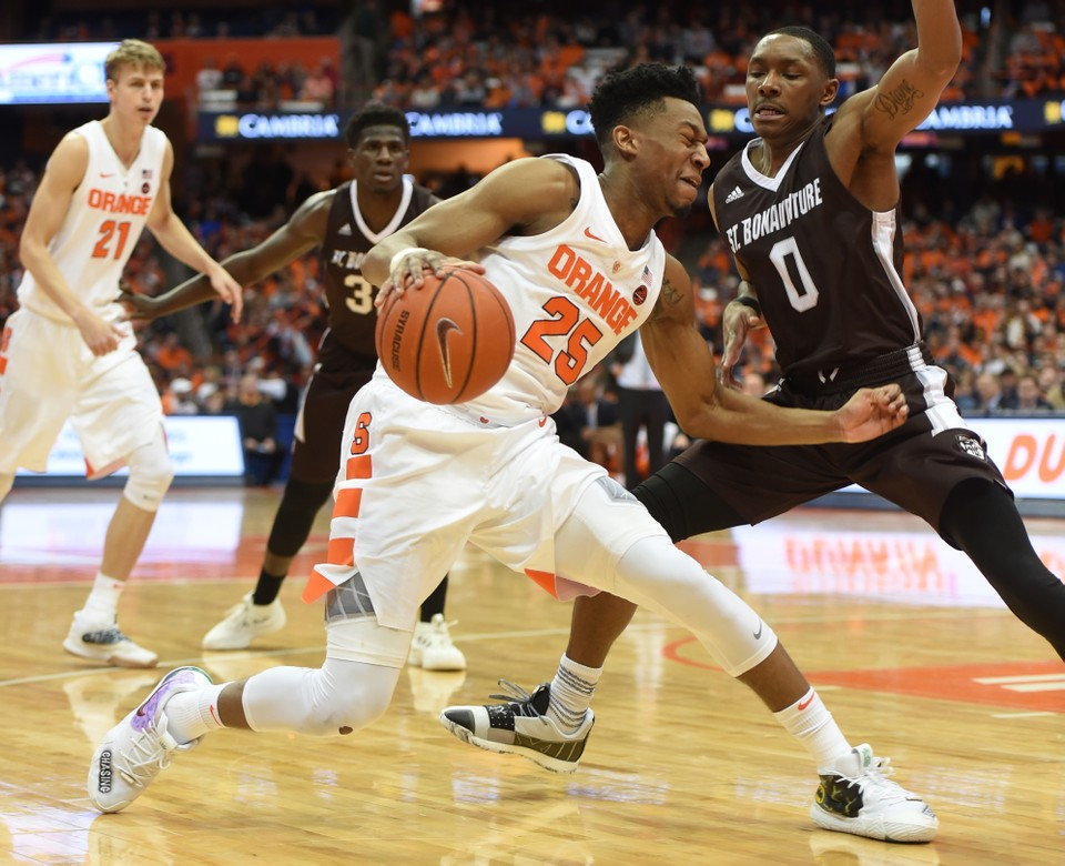 Syracuse basketball vs. St. Bonaventure: Live updates and ...