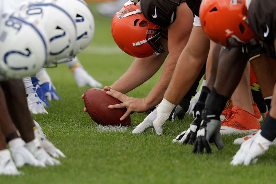 Cleveland Browns at Indianapolis Colts: live score, updates